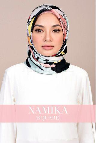 (RESERVED) Naelofar Hijab Namika Square