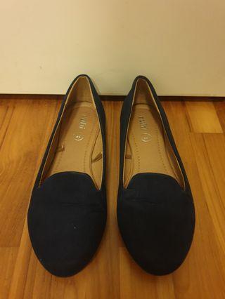 🚚 shoes flat rubi