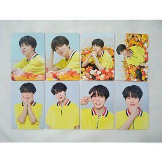 Jimin Japan LY Mini Photocard Complete Set