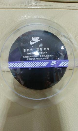 Nike Air 膠手帶 紫色