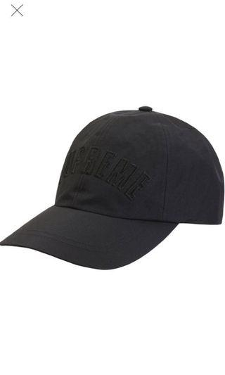 bf00745f17e Supreme TNF Arc Logo 6-Panel Black