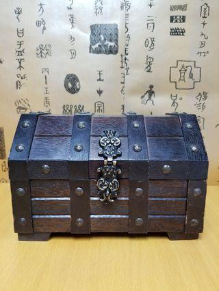 寶藏▪金銀珠寶藏寶木盒[罕有]