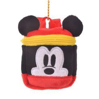 現貨 Disney Japan 日本迪士尼 Mickey Mouse 米奇 背囊背包 uniBEARsity匙扣公仔 nuiMOs 可通用