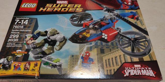 Lego Marvel Ultimate Spider-man 76016