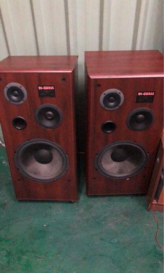 speaker 195 watts size 12