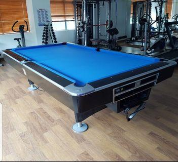 9ft Billiard/Pool Table(Crown Brand)