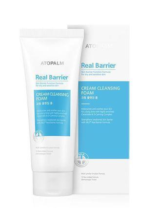 ATOPALM REAL BARRIER CREAM CLEANSER