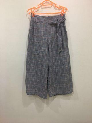 BN Temt checked culottes