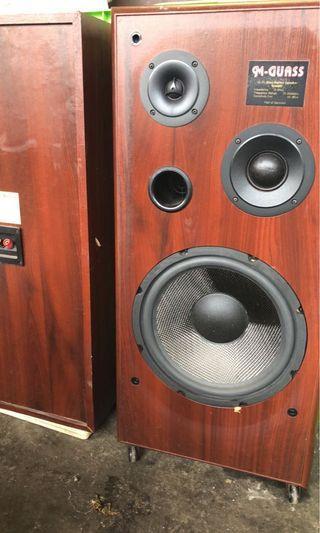 """two speaker 195W size 12"""""""