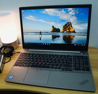 Thinkpad E580 | i7 8550u | 8GB RAM | 512GB SSD | Windows 10 Pro | 15.6 Matte FHD IPS | Fingerprint Reader | Numpad | 2 YR International Warranty