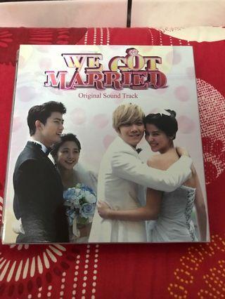 我們結婚了世界版CD+DVD珍藏版