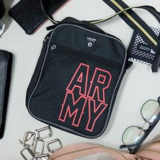 Black Army Sling bag