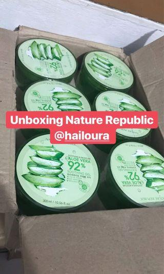 ORIGINAL Nature Republic Aloe Vera