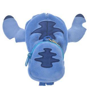 現貨 Disney Japan 日本迪士尼 stitch 史迪仔 背囊背包 uniBEARsity匙扣公仔 nuiMOs 可通用