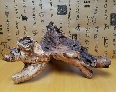 千年風化樹根雕▪天然枯木▪風水旺財