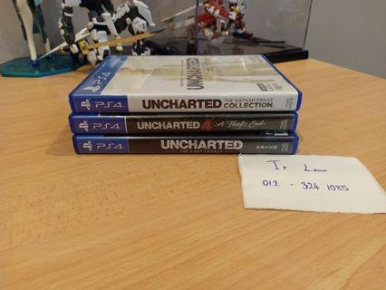 Ps4 Games - Uncharted Series