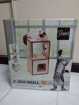 🚚 Hagen Vesper Box Small (Walnut)