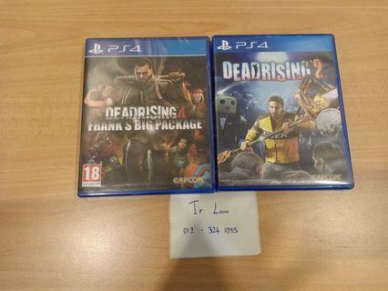 Ps4 Games - Dead Rising Series