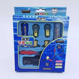 Primary School PSLE Science Electricity Circuit Experiment Light Bulb Magnetism Set