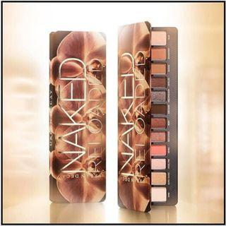 Urban decay naked reloaded pallete