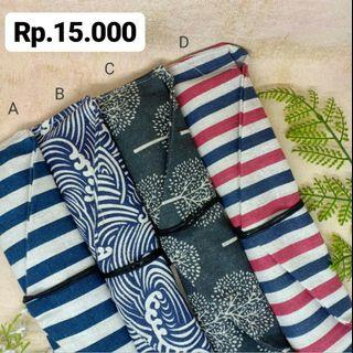 Pouch stainless straw / pouch serbaguna