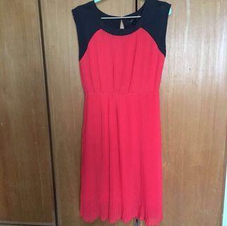 ⚡️Reduced Price⚡️Little Matchgirl Red Dress Size M