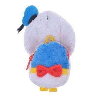 現貨 Disney Japan 日本迪士尼 Donald Duck 唐老鴨 背囊背包 uniBEARsity匙扣公仔 nuiMOs 可通用