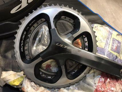 Dura Ace 9000 chain ring 53-39