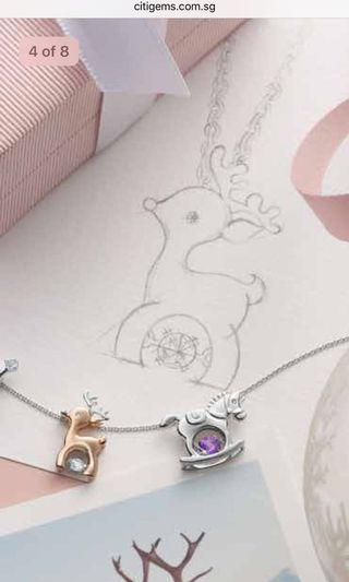 🚚 Citigems necklace