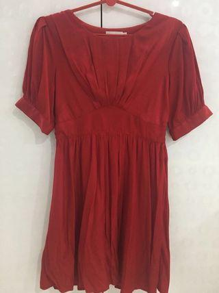 ⚡️Price Reduced⚡️ Love Bonito Red Dress