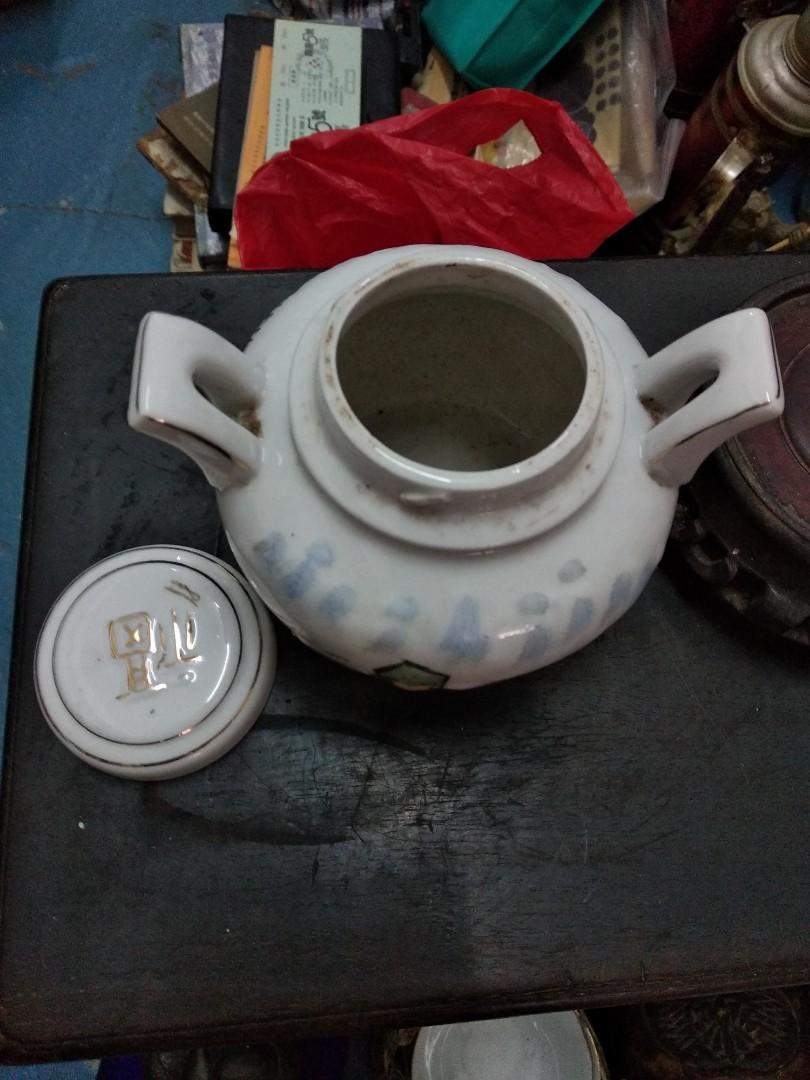 80年代茶葉罌