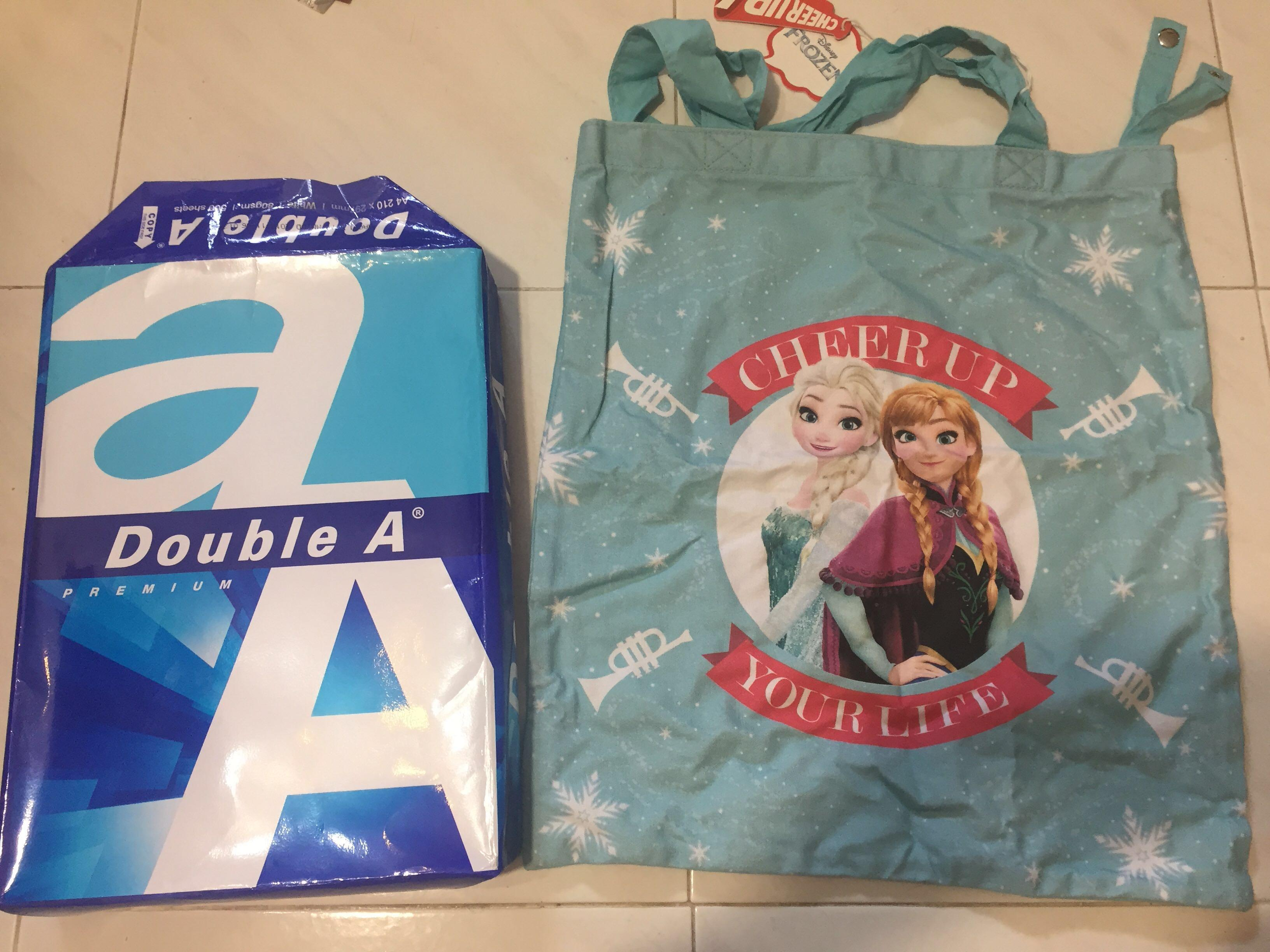 迪士尼環保袋