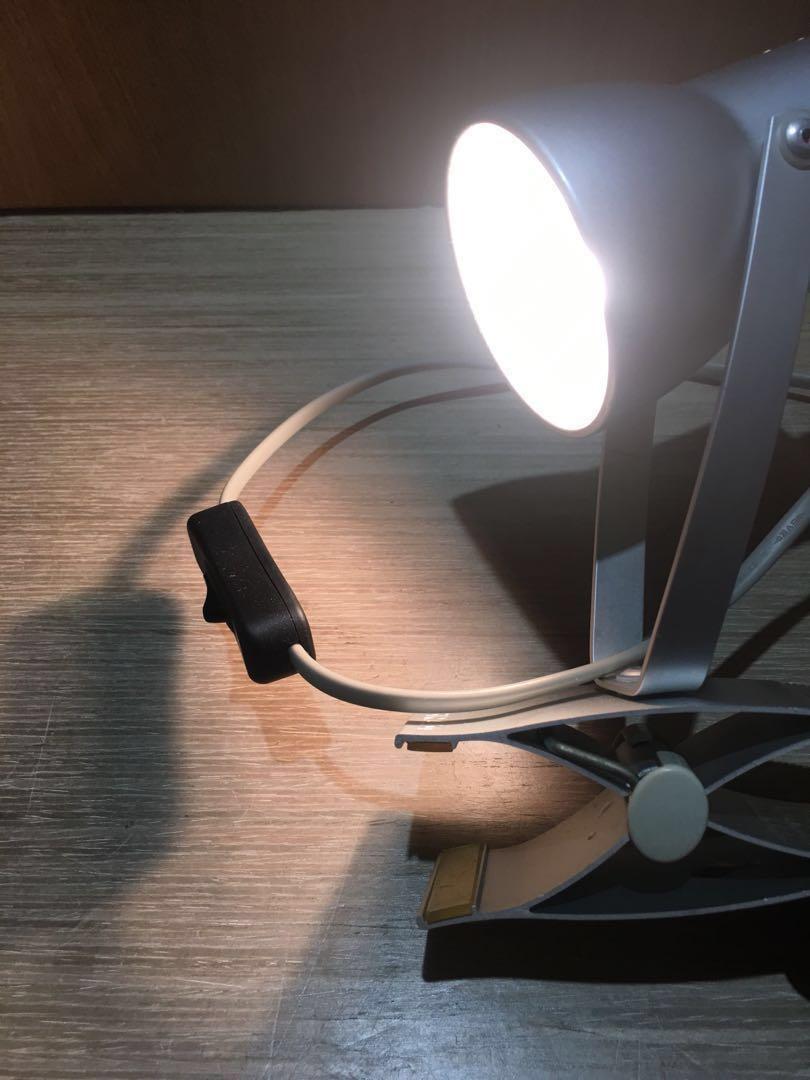 歐司朗銀河星際夾燈 夾式燈具 壁燈 鋁製夾燈 夾燈 桌燈 工作燈 OSRAM夾燈
