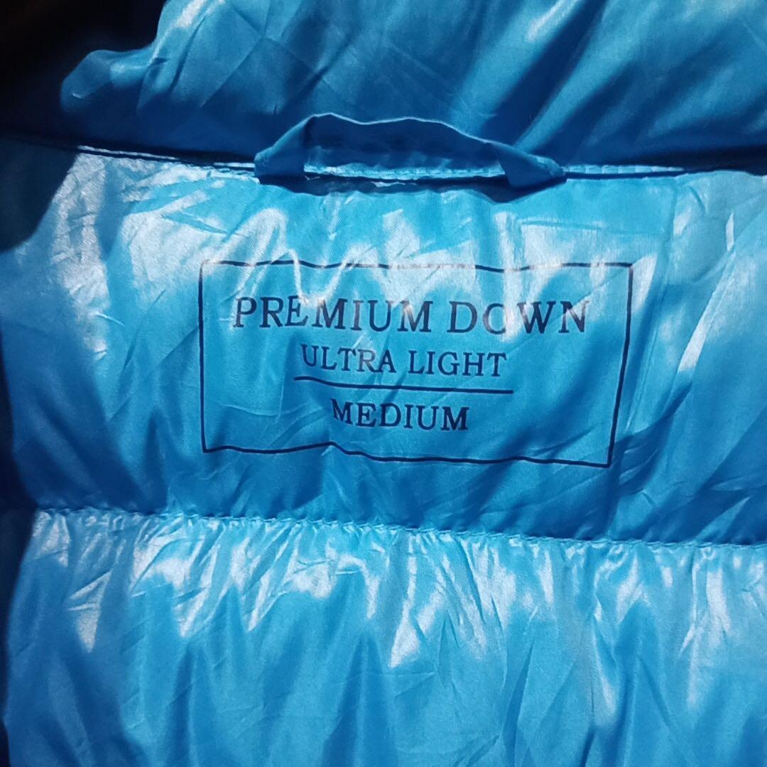 • Uniqlo Ultralight Down Jacket
