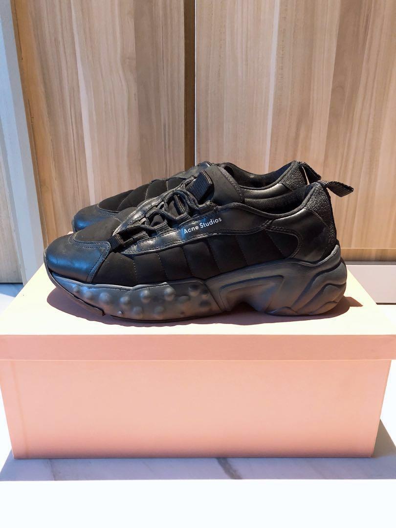 Acne Studio Sofiane Leather Sneaker