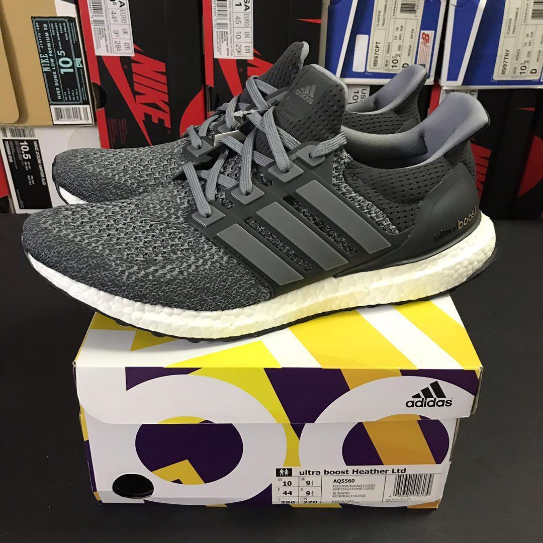 Adidas Ultra Boost 1.0 Ltd Mystery Grey