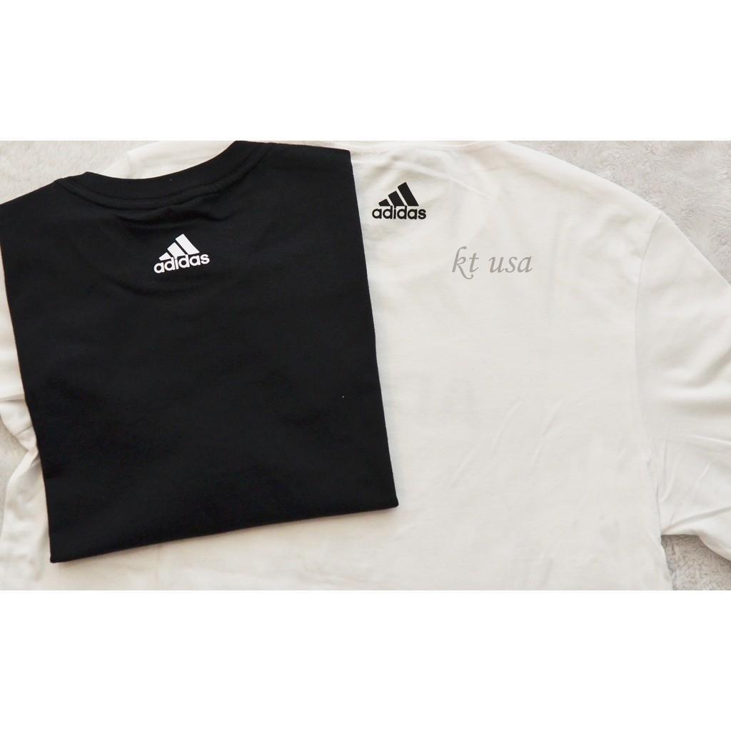 adidas短袖t恤