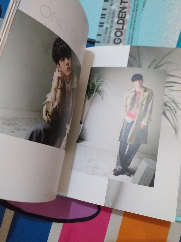 Album Wanna One  Romance Version Unsealed