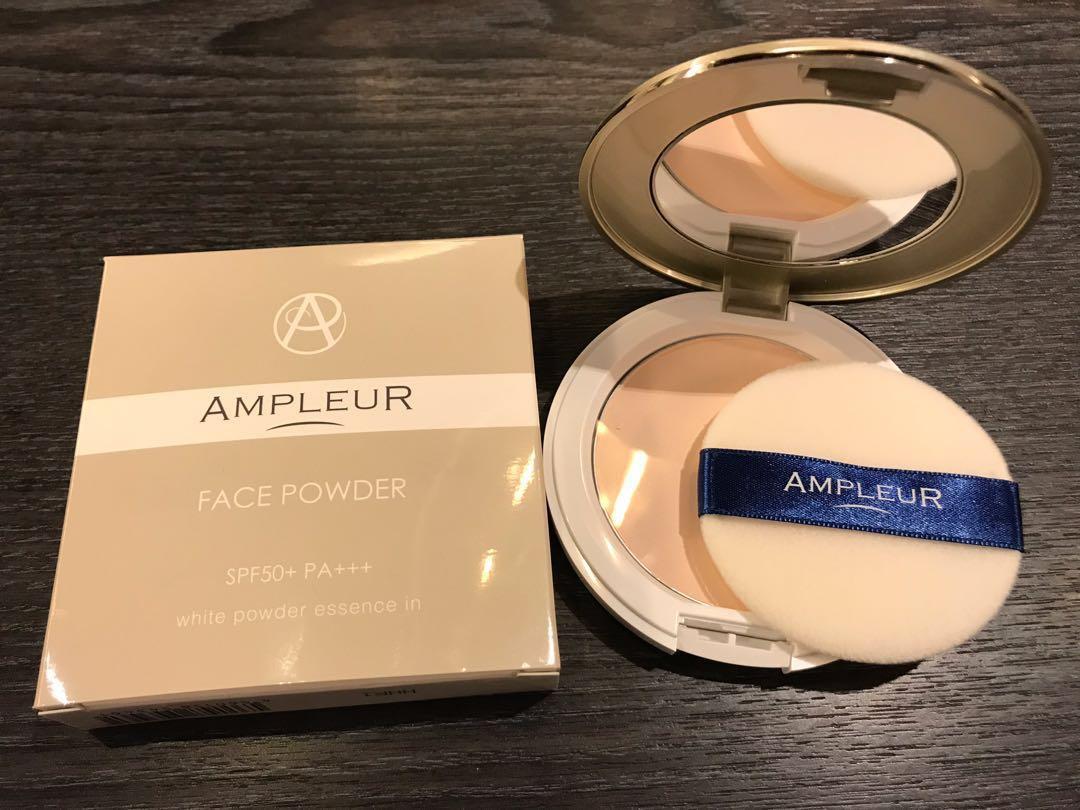 Ampleur 防曬粉餅 SPF50+ PA+++ ✨補防曬一流