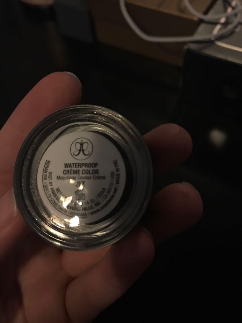 Anastasia Beverly Hills waterproof gel eyeliner in black