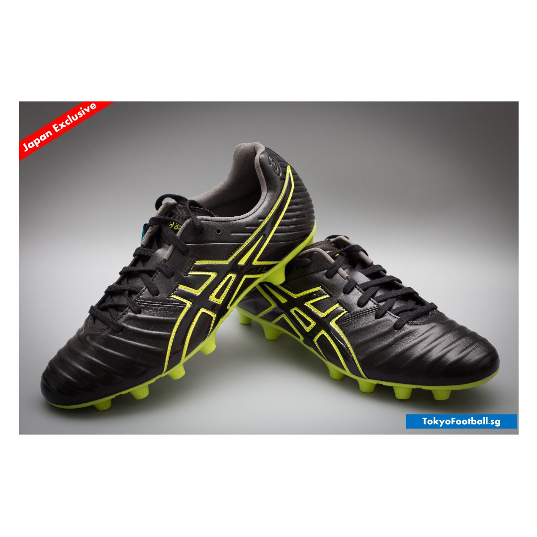 2f0f579291e Asics DS Light 3 wide K leather soccer football boots shoes
