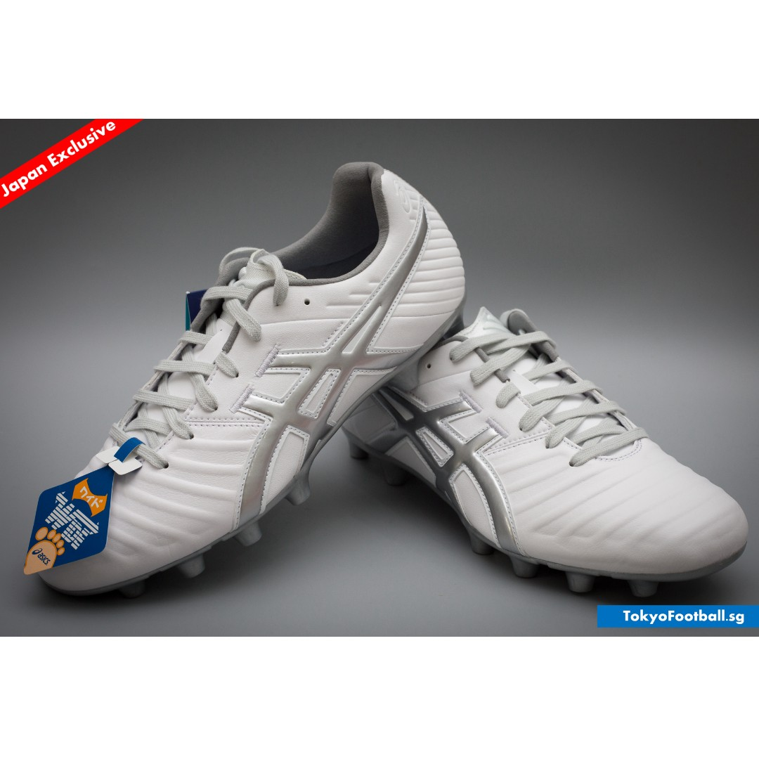 acb2af0fec2 Asics DS Light 3 wide k leather soccer football boots shoes