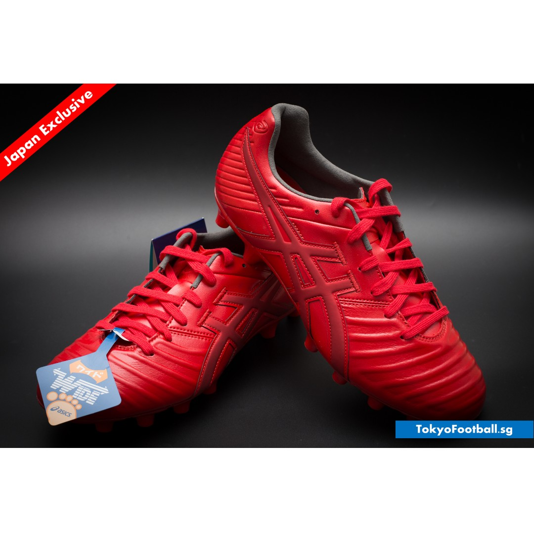 c12cff9b9ae Asics DS Light III 3 Wide soccer football shoes boots