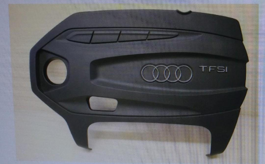 Audi A1 汽車 發動機蓋 Engine cover