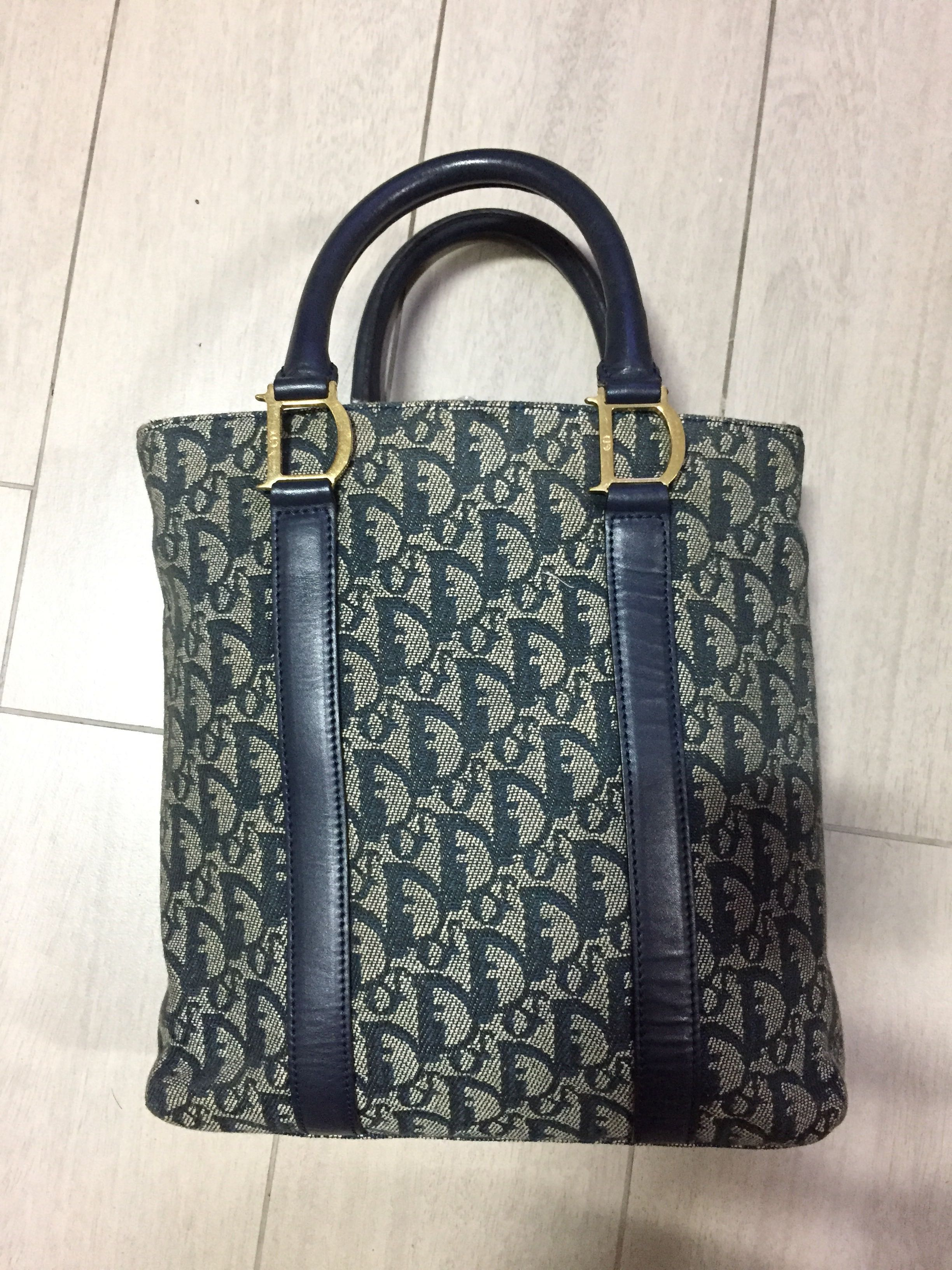 28e01c3a8 Authentic Christian Dior Monogram Canvas Tote Bag, Women's Fashion, Bags &  Wallets, Handbags on Carousell