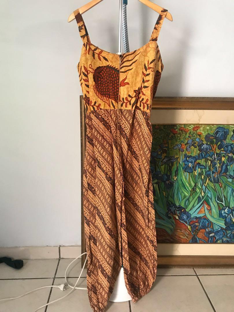 Batik Jumpsuit #CintaiBumi