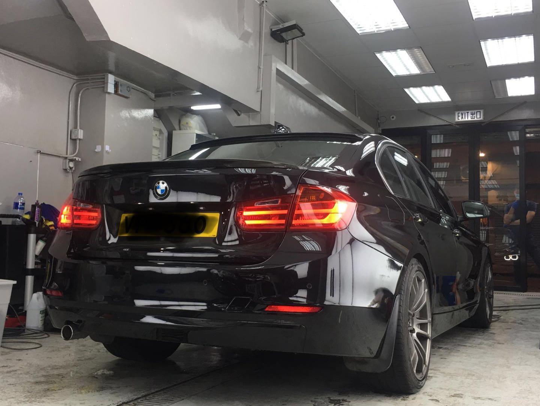 BMW 320D 2013