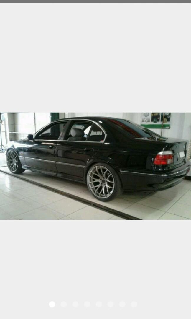 BMW 528i Matic 2000