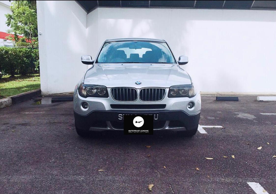 BMW X3 xDrive25i Auto