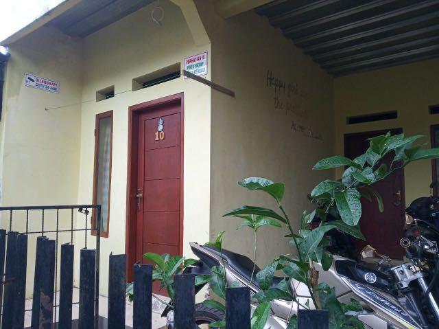 Bobbies Kosan (khusus karyawan pria) dekat dengan Trans Studio Bandung